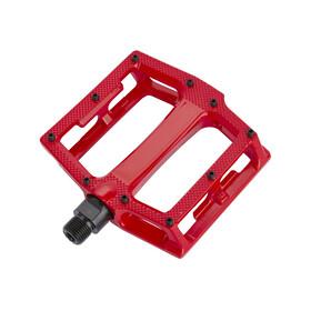Reverse Super Shape 3D Pedal röd